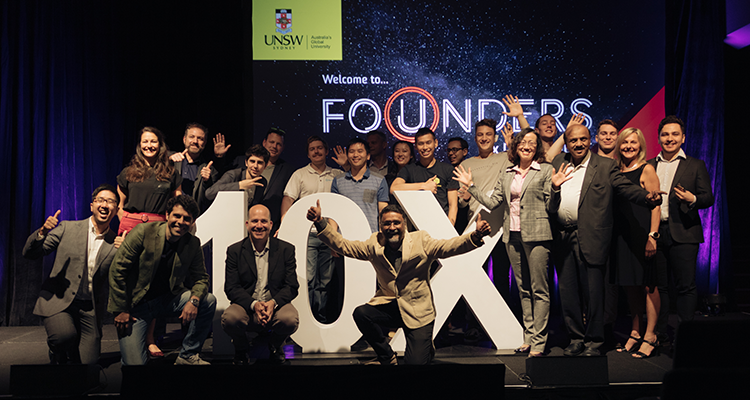 2019 Founders 10x Demo Night