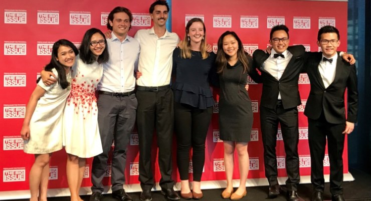 The Big Idea competition winners
