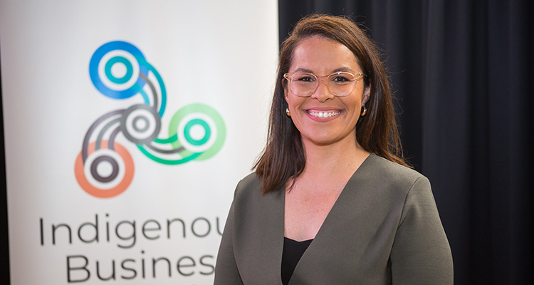 Indigenous Business Month at UNSW - Mayrah Sonter