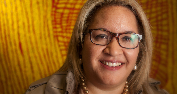 Pro Vice-Chancellor, Indigenous and Professor of Law at UNSW Sydney, Professor Megan Davis