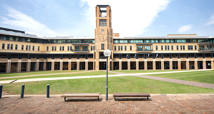 UNSW Quadrangle