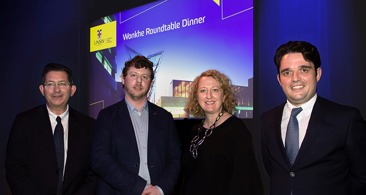 UNSW s Top Researchers Speed Date with Teachers