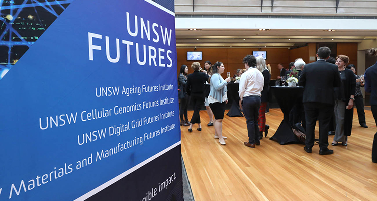 Futures Institute Launch Event - Scientia