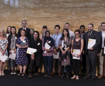 Winners of 2019 UNSW Awards for Teaching Excellence