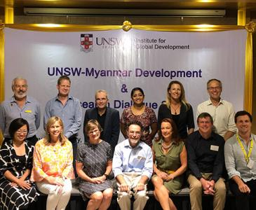Institute for Global Development-Myanmar Development & Research Dialogue