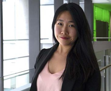 Dr Lidan Zheng, seed funding recipient, UNSW Science