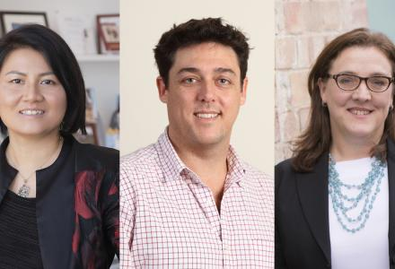 Three UNSW researchers elected as Fellows